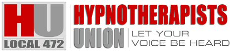 Hypnotherapists Union Local 472 Certification Credential